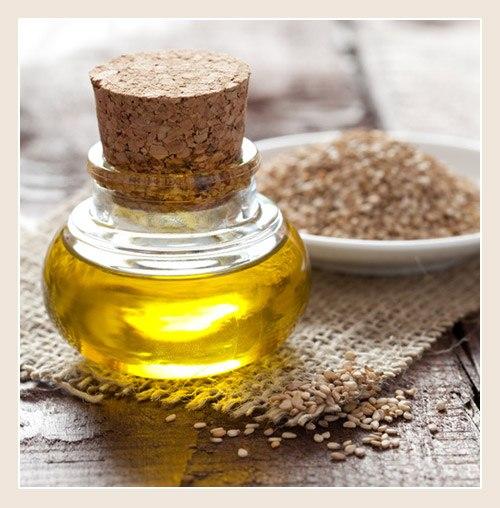 Кунжутное масло (oil of sesamum indicum)