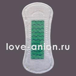 Внешний вид ежедневной анионовой прокладки «Love Moon»